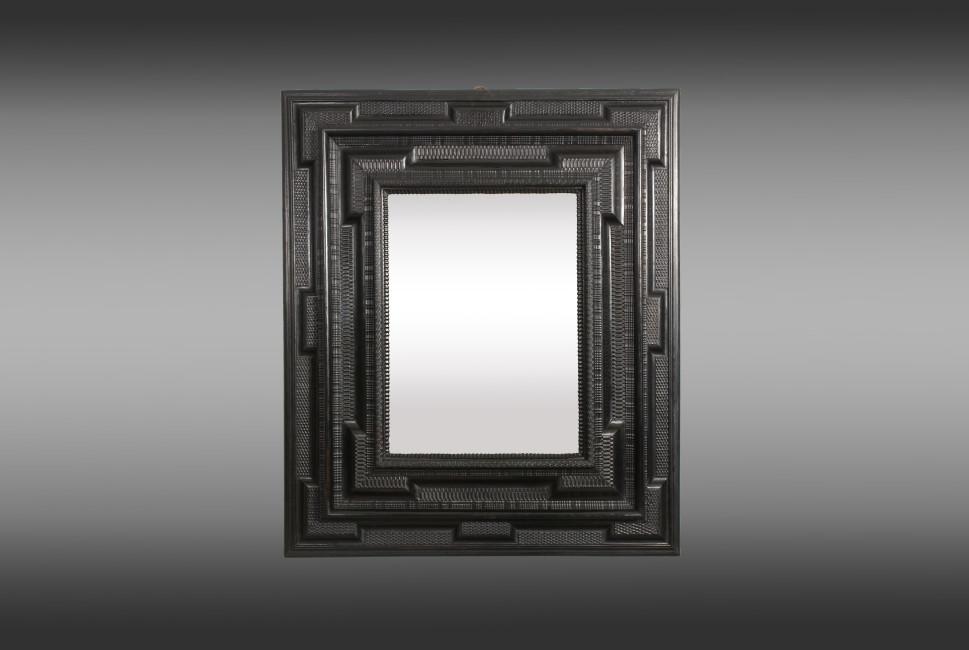 Gran Espejo Flamenco en madera de frutalHacia 1700 | Galería de Arte ...