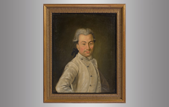 Retrato de un Caballero<br/>Hacia 1800