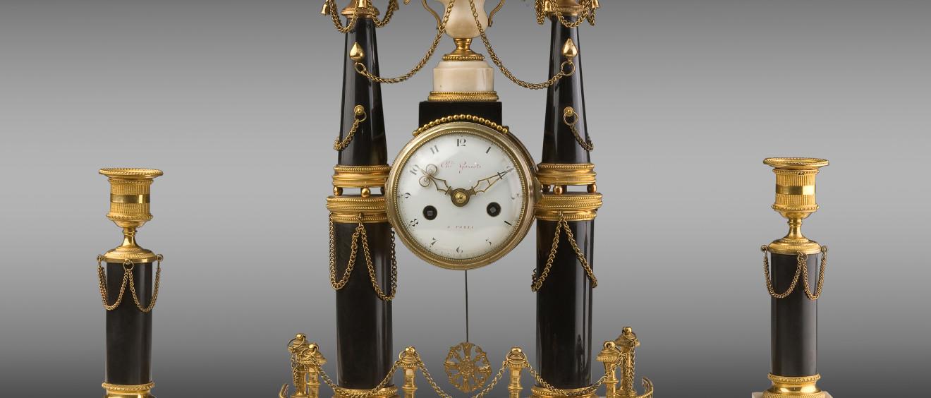 Reloj Candeleros