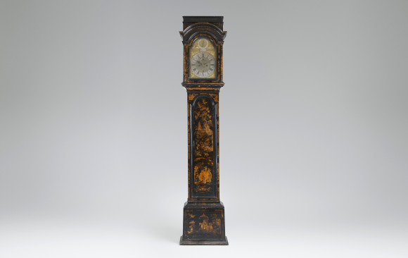 Longcase Clock by Alexander Giroust<br/>About 1730