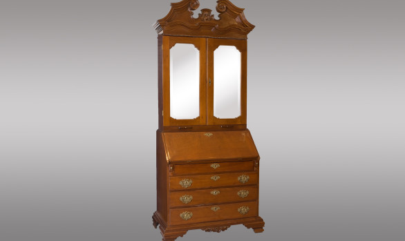 Bureau cabinet Portuguese<br/>18th. Century