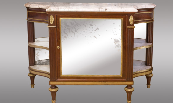 French Commode Desserte<br/>End of Louis XVI Period