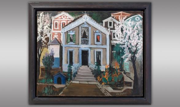Ismael de la Serna (1898-1968)<br/> ''Villa''