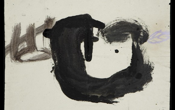 Antoni Tàpies  (1923-2012)<br/>''Cavity'' Year 1982