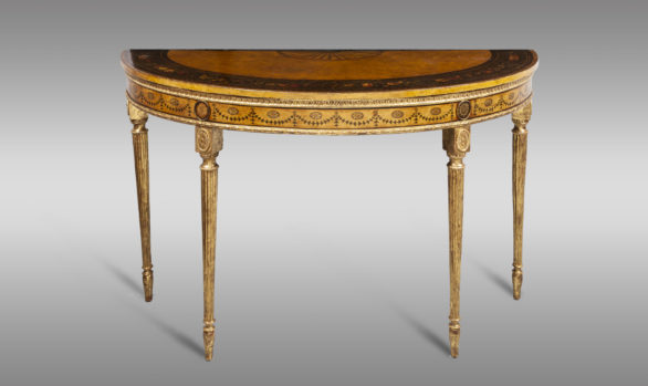 Adams style english Console <br/> 19th. Century