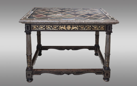Magnificent Italian Center Table <br/> Eigtheenth Century