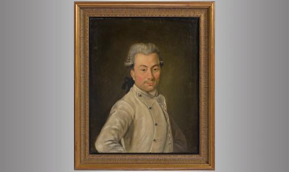 Portrait of an Austrian Gentleman<br/>Circa 1800