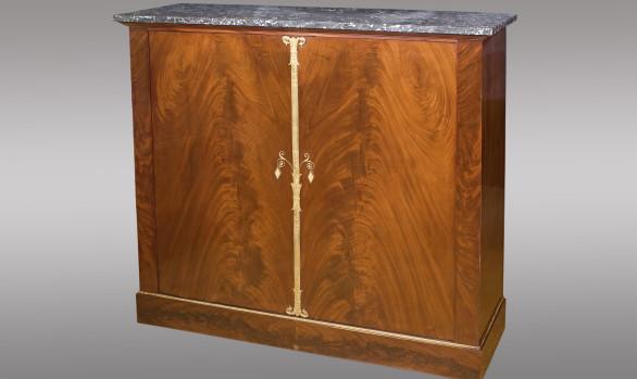 A mahogany Cupboard<br/> Early 19th Century