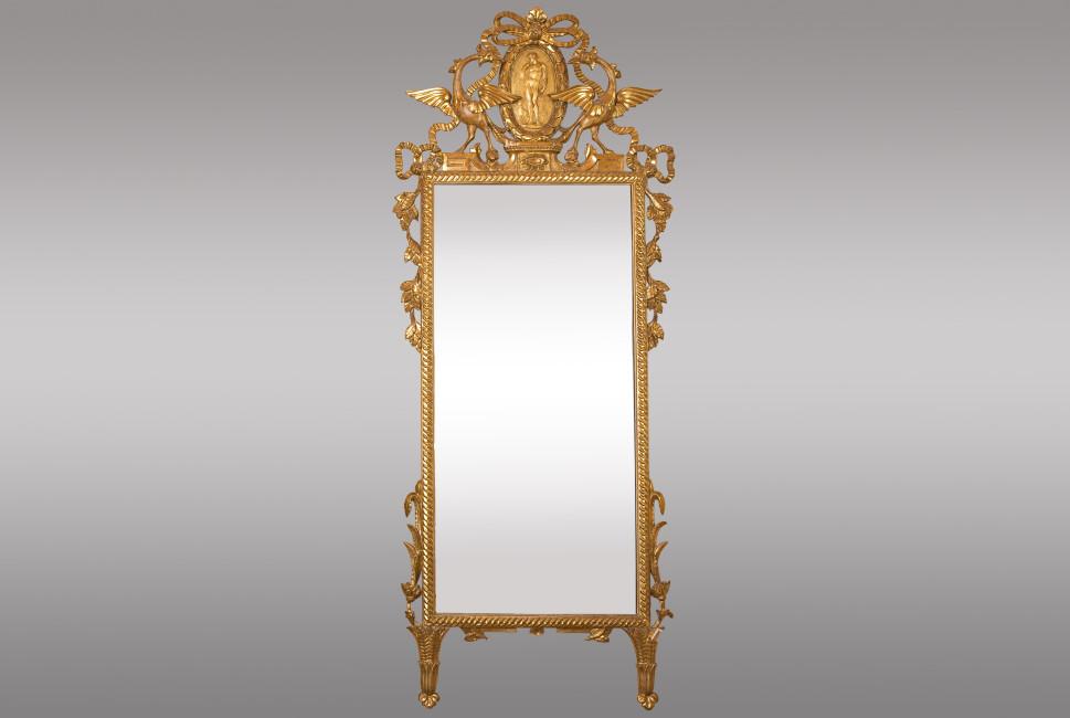 Espejo en madera doradaToscana, Italia Siglo XVIII | Galería de Arte ...