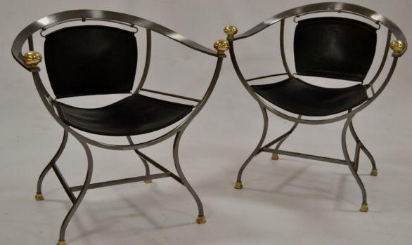 Two Armchairs 1970´s <br/> Italian designer Alberto Orlandi