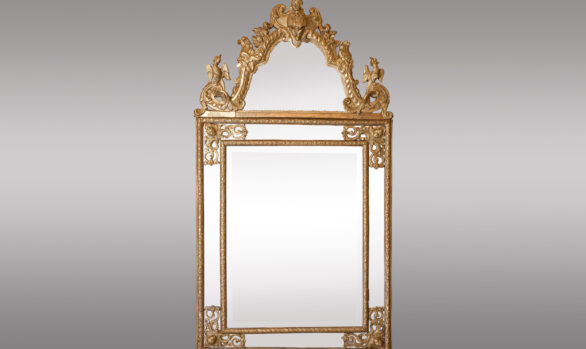 French Regence Period Mirror <br/> Eighteenth Century